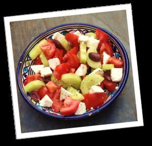 Greek Salad - Blog 2